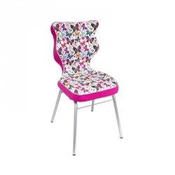 Krzesło Classic Storia - rozmiar 2 - motylki #R1