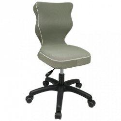 Krzesło PETIT czarny Luka 15 rozmiar 3 wzrost 119-142 #R1