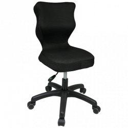 Krzesło PETIT czarny Rapid 11 rozmiar 3 wzrost 119-142 #R1