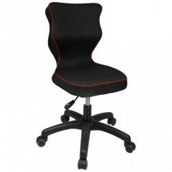 Krzesło PETIT czarny Rapid 12 rozmiar 3 wzrost 119-142 #R1