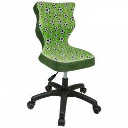 Krzesło PETIT czarny Storia 29 rozmiar 3 wzrost 119-142 #R1