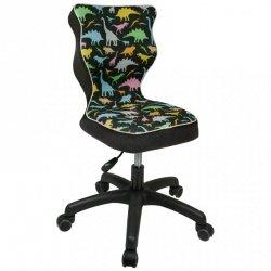 Krzesło PETIT czarny Storia 30 rozmiar 3 wzrost 119-142 #R1