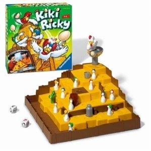 Ravensburger Gra Kicky Ricky