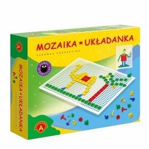 Alexander Układanka - Mozaika W Pudełku