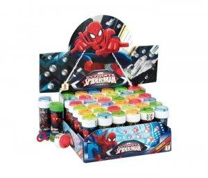 Brimarex Bańki 60ml/36sztuk Spider-Man Display