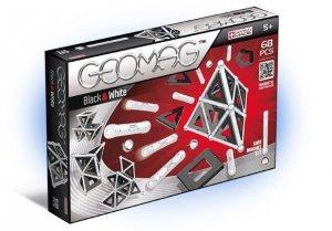 Geomag Klocki Black&White 68 elementów