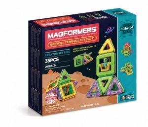 Magformers Creator Space Traveler 35 elementów