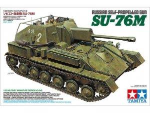 Tamiya SU-76M 1/35