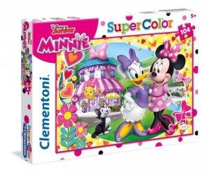 Clementoni 104 ELEMENTY Minnie Happy Helpers