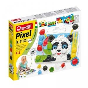 Quercetti Mozaika Pixel Junior Basic 40 elementów
