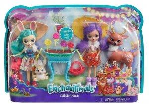 Mattel Lalki + Zwierzątka wielopak Enchantimals