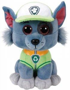 Meteor Maskotka TY Beanie Babies Psi Patrol Rocky, 15 cm