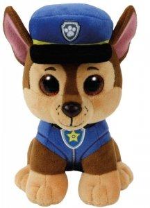 Meteor Maskotka TY Beanie Babies Psi Patrol Chase, 15 cm
