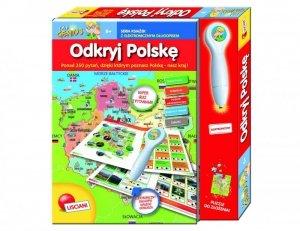 Lisciani Książeczki I'm A Genius - Odkryj Polskę