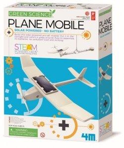 Eko samolot solarny