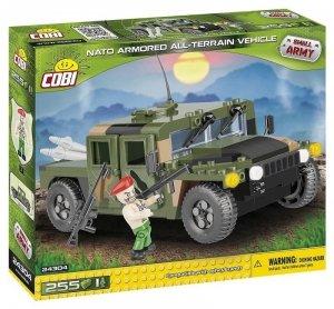 Cobi Klocki Klocki Small Army NATO Armored ALL-Terrain Vehicle