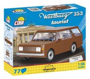 Cobi Klocki Klocki Wartburg 353 Tourist