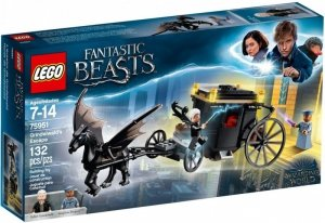 LEGO Klocki Harry Potter Ucieczka Grindelwalda