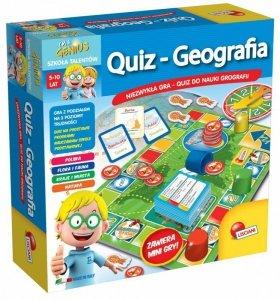 Lisciani Gra Im A Genius - Quiz Geografia