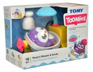 Zabawka do kąpieli Prysznic Pingwina