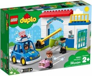 LEGO Klocki DUPLO Posterunek policji