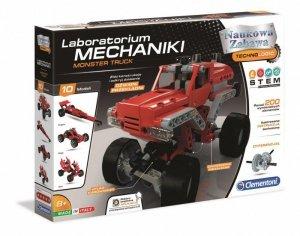 Zestaw konstrukcyjny Laboratorium Mechaniki Monster Truck