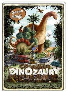 Nasza księgarnia Książeczka Opowiem ci, mamo, co robią dinozaury