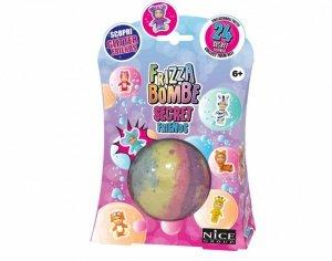 Bomba kąpielowa Musująca bomba - ukryty sekret