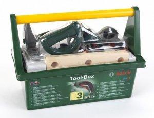 Klein Skrzynka narzędziowa z wkrętarką Ixolino II Bosch
