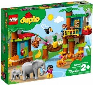 LEGO Klocki DUPLO Tropikalna wyspa