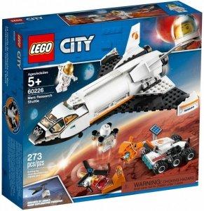 LEGO Klocki City Wyprawa badawcza na Marsa