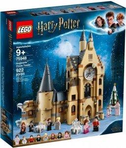 LEGO Klocki Harry Potter Wieża zegarowa na Hogwarcie