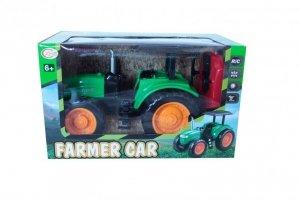 ASKATO Traktor RC na baterie