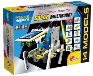 Lisciani Robot na energię słoneczną 13w1 Hi-Tech