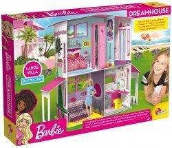 Lisciani Zestaw kreatywny Barbie - Dom marzeń