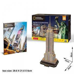 Cubicfun Puzzle 3D Empire State Building N.G.