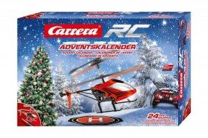 Carrera Kalendarz Adwentowy 2,4 GHz Helikopter RC
