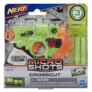 Wyrzutnia Nerf Microshots Crosscut