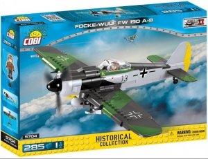 Cobi Klocki Klocki Small Army Focke Wulf FW 190A-8