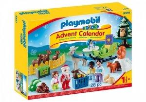 Playmobil Kalendarz adwentowy Leśne święta