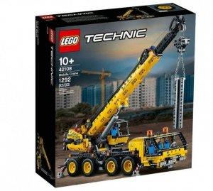 LEGO Klocki Technic Żuraw samochodowy