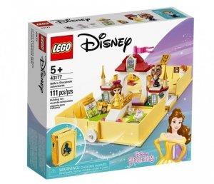 LEGO Klocki Disney Princess Książka z przygodami Belli