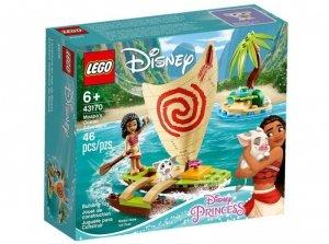 Klocki Disney Princess Oceaniczna przygoda Vaiany