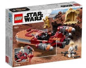 Klocki Star Wars Śmigacz Luke'a Skywalkera