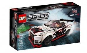 Klocki Speed Champions Nissan GT-R Nismo