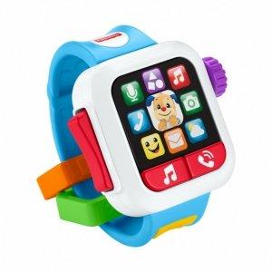Fisher Price Smartwatch Szczeniaczka Czas na naukę