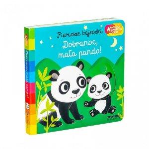 Książka Akademia mądrego dziecka. Dobranoc mała pando.