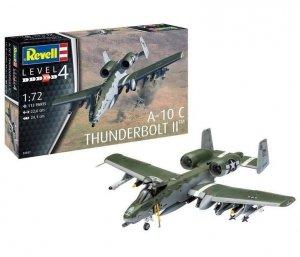 Revell Model do sklejania A-10C Thunderbolt II