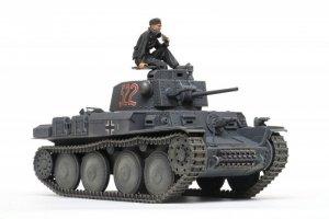 Tamiya Model plastikowy Czołg Pz.Kpfw.38t Ausf. E/F