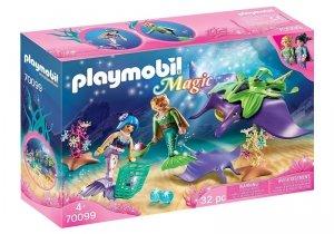 Playmobil Zestaw figurek Poszukiwacze pereł z płaszczkami